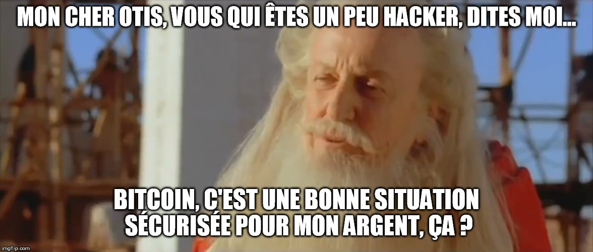 Asterix Obelix mission bitcoin 1