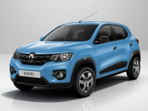 Voiture électrique Renault Kwid