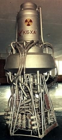 Fusée nucléaire russe