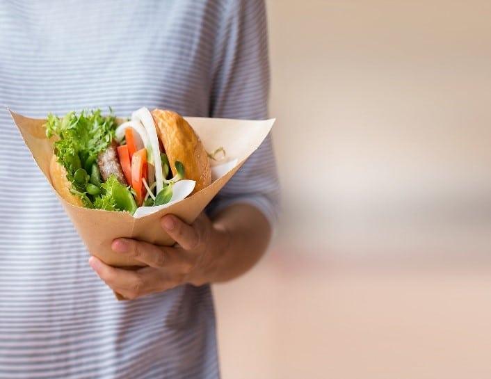 burger synthèse
