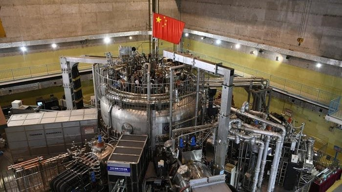 réacteur chinois EAST