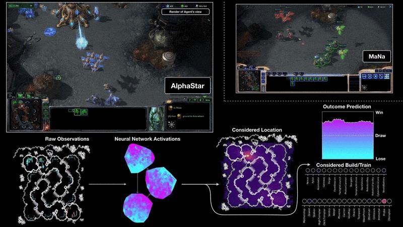 Alphastar play StarCraft