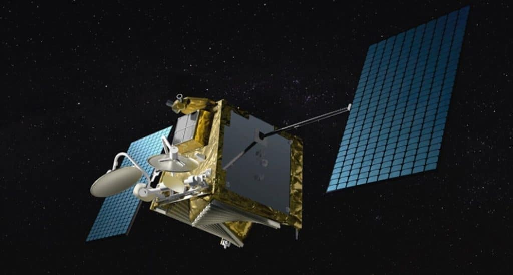 internet satellites oneweb