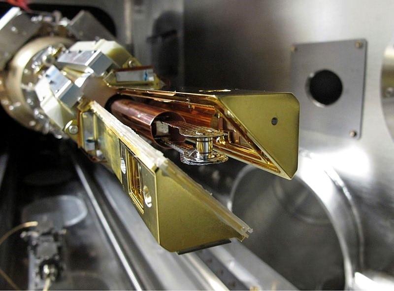 système de positionnement cryogénique cryoTARPOS