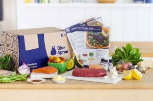 Blue Apron food box