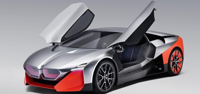 Vision M Next de BMW