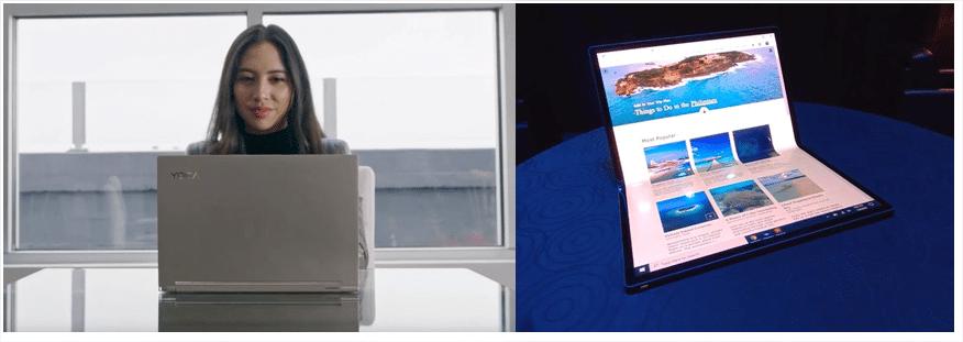 Nouveau standard d'ultra-portables Intel