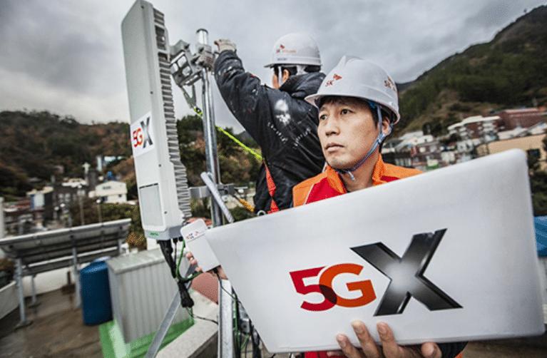 5G SK Telecom