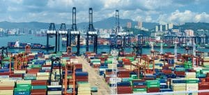container produits chine exportation