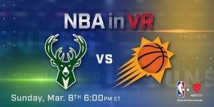 NBA League Pass et plateforme NextVR
