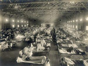 grippe espagnole USA