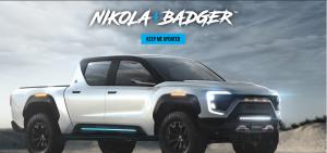Nikola SUV Badger