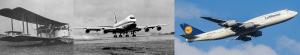Cinquante ans séparent chacune de ces photos