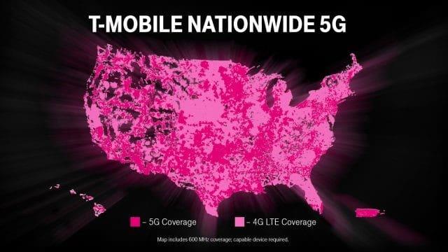 T-Mobile et SoftBank