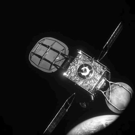 MEV-1 satellite Intelsat