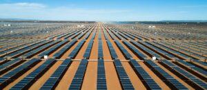 centrale solaire enel