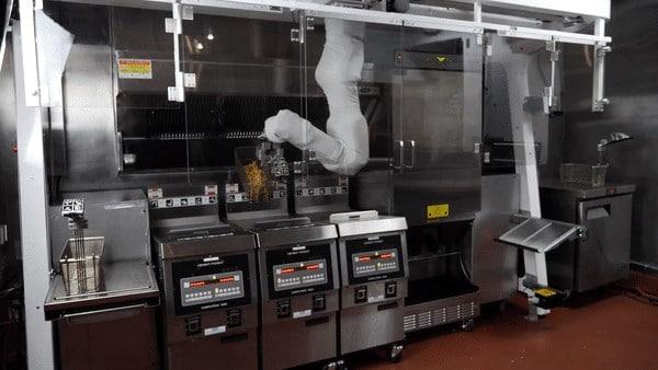 cuisine robotisee