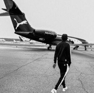 jet privé Puma Jay-Z