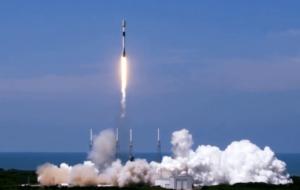 SpaceX poursuit la construction de sa constellation Halo-Fi