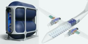 universal hydrogen solution de stockage H2