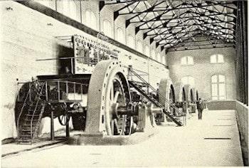 Mechanicville hydroélectrique Mechanicville