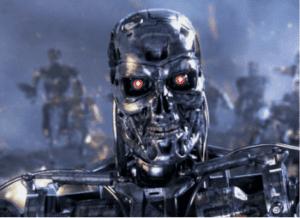 robot type terminator